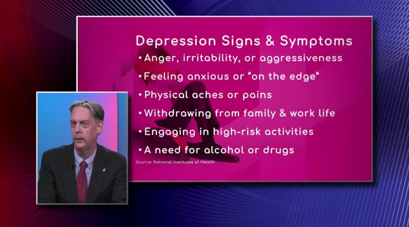 Depression in Men: Symptoms