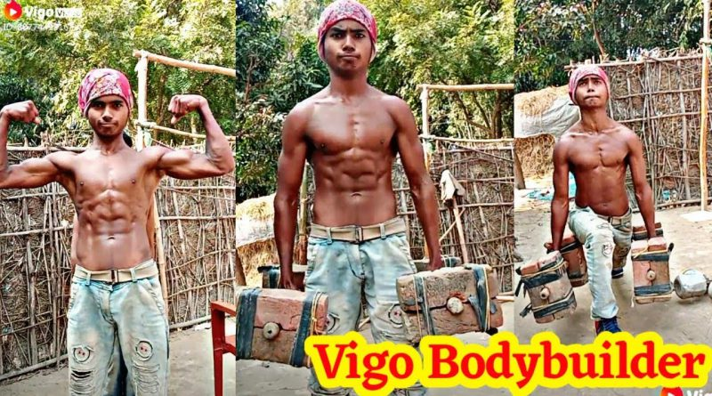 Desi Village Boy Gym Workout || Desi bodybuilding Workout