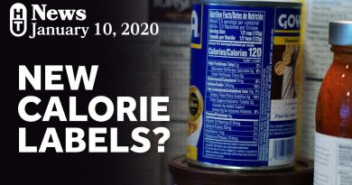 Do We Need New Calorie Labels?