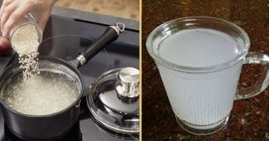 Drink a Rice Cooking Glass of Water and Watch What Happens to Your Body, You Will Be Amazed!