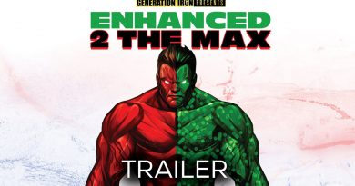 Enhanced 2 The Max - Official Trailer (HD) | Bodybuilding Documentary