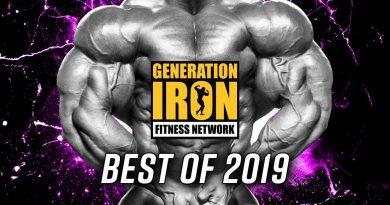 Generation Iron: Best of 2019 | Bodybuilding & Weightlifting