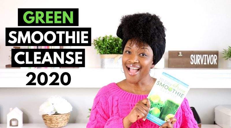 Green Smoothie Cleanse 2020 | JJ Smith 10-Day Green Smoothie Cleanse