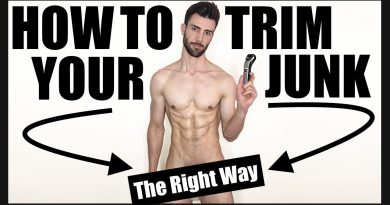 HOW TO TRIM YOUR PUBIC HAIR