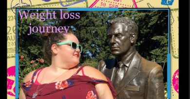 Health/Weight-loss Journey 2020