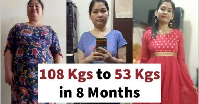 How She Lost 55 Kgs in 8 Months | Weight Loss Journey, Story & Motivation Tips | Fat to Fab  Suman