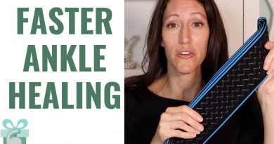 How to Heal Sprained, Strained, Swollen & Weak Ankles Faster to MAX Healing