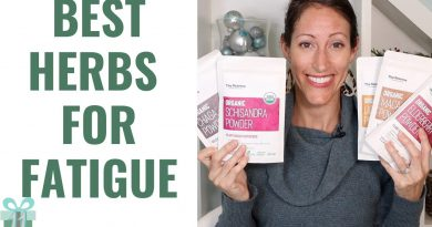 How to Treat Fatigue, Stress & Sleep Naturally With Herbs | Supplements to Help Adrenal Fatigue