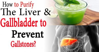 How to purify the liver and gallbladder to prevent gallstones | Natural Health