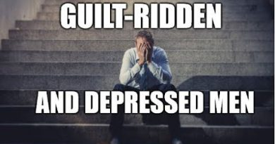 Jordan Peterson: Video games, guilt-ridden depressed men in the workforce & treatment