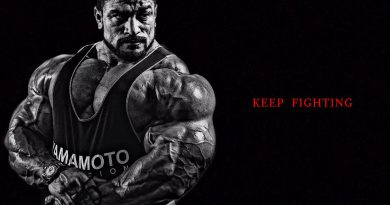KEEP FIGHTING [HD] Bodybuilding Motivation
