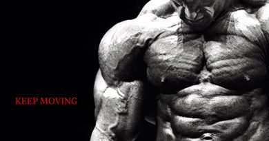 KEEP MOVING [HD] Bodybuilding Motivation