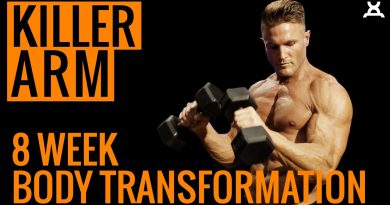 KILLER ARM WORKOUT | 8 Week Body Transformation