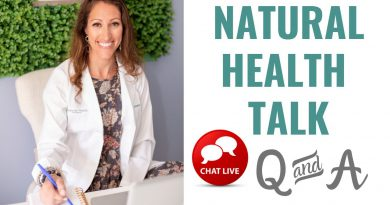 LIVE Q&A with Dr Melissa -  Natural Health Talk | Your Health Questions Answered