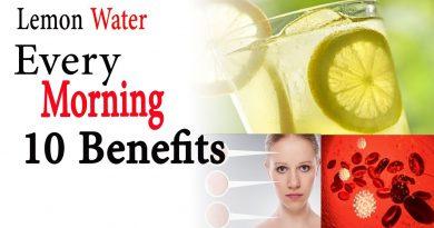 Lemon water every morning 10 benefits | Natural Health