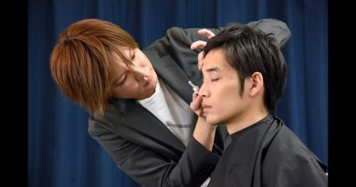 Makeup adviser Hiroki Takahashi on crusade to update men's grooming regimen