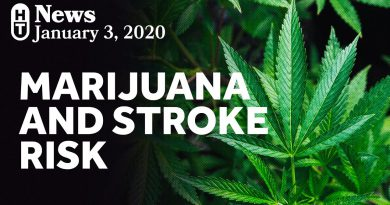 Marijuana and The Risk of Stroke