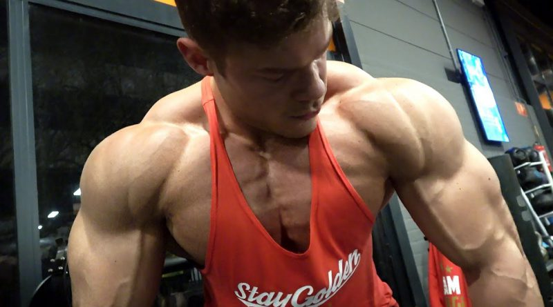Massive Chest Workout for MASS - Classic Bodybuilding