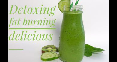 Meal Replacing Green Smoothie   Sona Manukian   Healthy By You