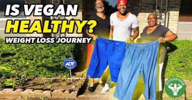 My Parents Vegan Weight Loss Journey