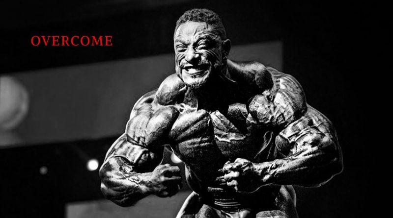 OVERCOME [HD] Bodybuilding Motivation