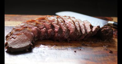 Oven Roasted Tritip - Carnivore Just Meat and Salt Recipe