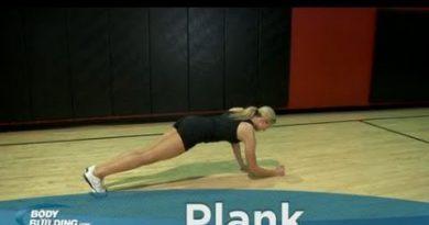 Plank / Planking - Ab Exercises - Bodybuilding.com