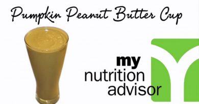 Pumpkin Peanut Butter Cup Superfood Smoothie Recipe