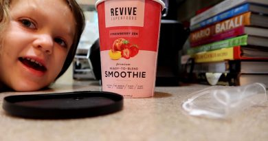 REVIVE SUPERFOODS SMOOTHIE SUBSCRIPTION REVIEW