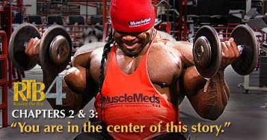 Raising the Bar 4: Chapters 2 & 3 - Bodybuilding documentary with Kai Greene and Hayley McNeff