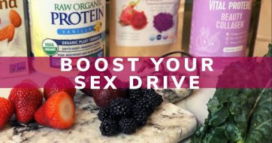 Superfood Smoothie | BOOST YOUR SEX DRIVE INSTANTLY!