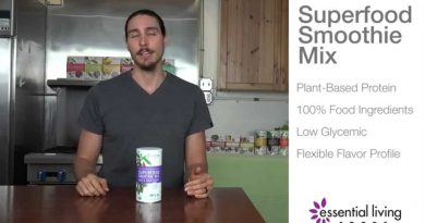 Superfood Smoothie Mix - An organic whole food smoothie blend from Essential Living Foods