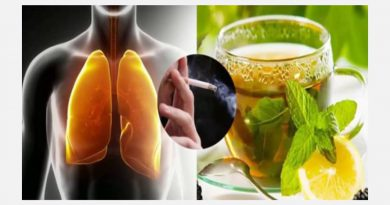 This Recipe Will Easily Clear Your Lungs in 3 Days, Even If You Sm0ke More Than 5 Years