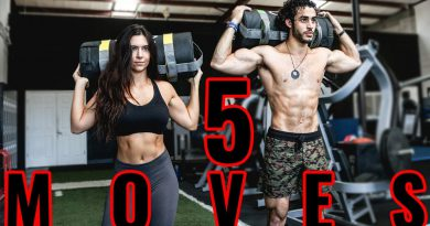 Try This Military Workout Routine with 5 Bodybuilding Exercises!