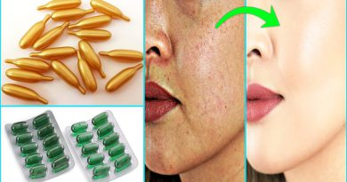 Vitamin E Capsules Homemade Face Mask For Glowing And Younger looking Skin