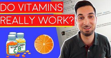 Vitamins   Multivitamins   Do Multivitamins Work