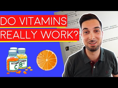 Vitamins | Multivitamins | Do Multivitamins Work