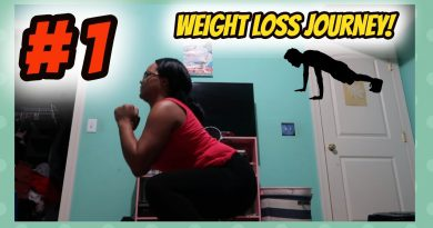 WEIGHT LOSS JOURNEY #1