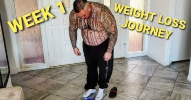 WEIGHT-LOSS JOURNEY | WEEK 1 - WEIGH IN/ BREAKFAST AND WEIGHTS