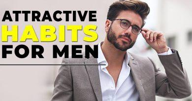 10 Easy Habits That Make Men MORE ATTRACTIVE | Alex Costa