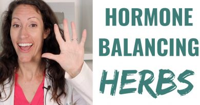 5 Herbs that Balance Your Hormones Naturally | Powerful Herbs For Hormonal Imbalance in Men & Women