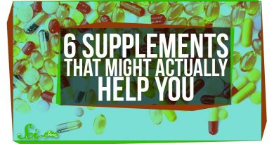 6 Supplements That Might Actually Help You