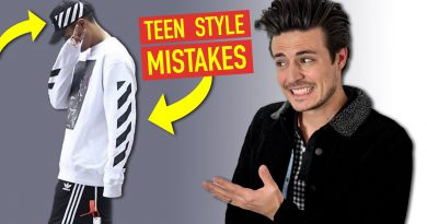 BIGGEST Style Mistakes Teens Make | Mens Fashion for Younger Dudes!