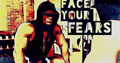 BODYBUILDING MOTIVATION - FACE YOUR FEARS
