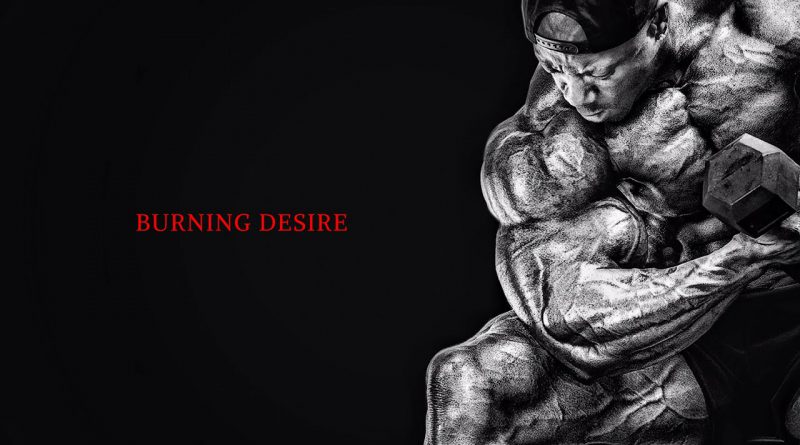 BURNING DESIRE [HD] Bodybuilding Motivation