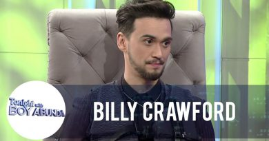 Billy Crawford talks about his weight loss journey | TWBA