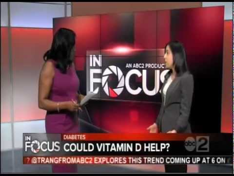 Can Vitamin D prevent Diabetes? - MedStar Good Samaritan Hospital
