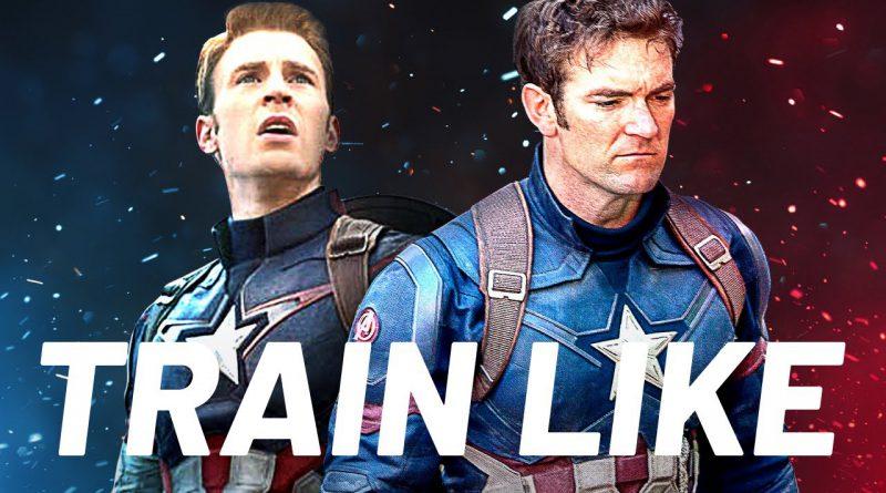 Captain America's Stunt Man Explains His Dangerous Workout | Train Like A Celebrity | Men's Health