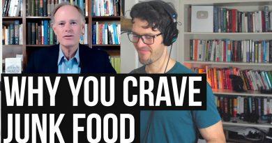 Crave & Binge Eat Junk Food (when you know you shouldn't)?  Neurologist Explains