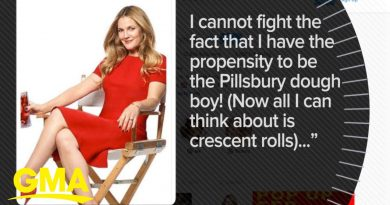 Drew Barrymore opens up about weight-loss journey | GMA